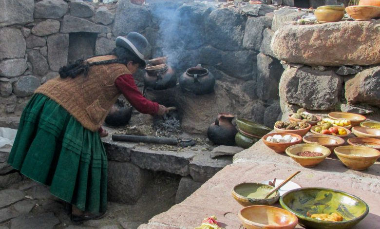health and nutrition in isolated traditional societies